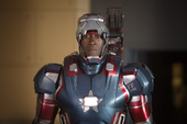 Iron Patriot Armadura