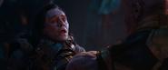 AIW Loki is Choked to Death