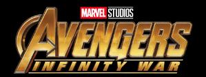 Avengers Infinity War - Primer Logo Oficial