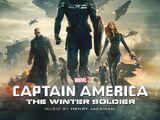 Captain America: The Winter Soldier – Original Motion Picture Soundtrack