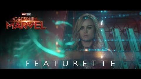 Marvel Studios' Captain Marvel Cast Featurette