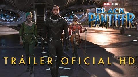 Black Panther de Marvel Tráiler oficial en español HD