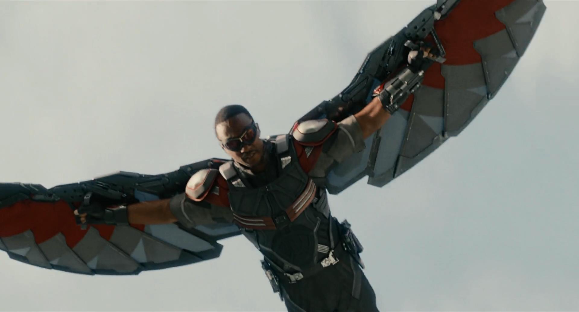 EXO-7 Falcon | Marvel Cinematic Universe Wiki | Fandom