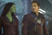 Gamora y Quill nuevos uniformes