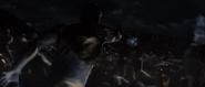 Laufey deja a Odín sin un ojo