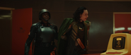 Loki & Hunter B-15