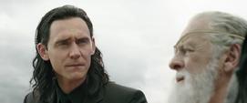 Loki niega estar usando ilusiones