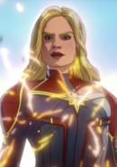 Captain Marvel What If...?