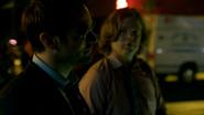 Murdock y Nelson investigando un caso