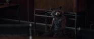 Rocket Raccoon meets Tony Stark
