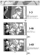 'Slingshot' storyboards - Joe Quesada - 2