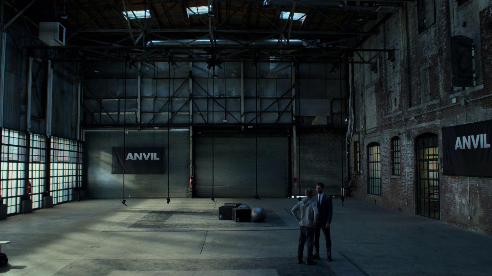 Anvil Headquarters