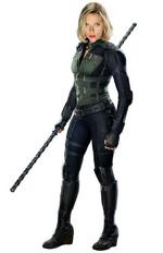 Black Widow - Promo AIW