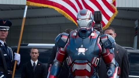Marvel España Iron Man 3 Teaser Trailer Oficial HD