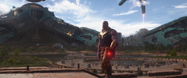Thanos da a conocer el pasado de Titán