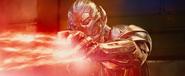 Ultron atacando