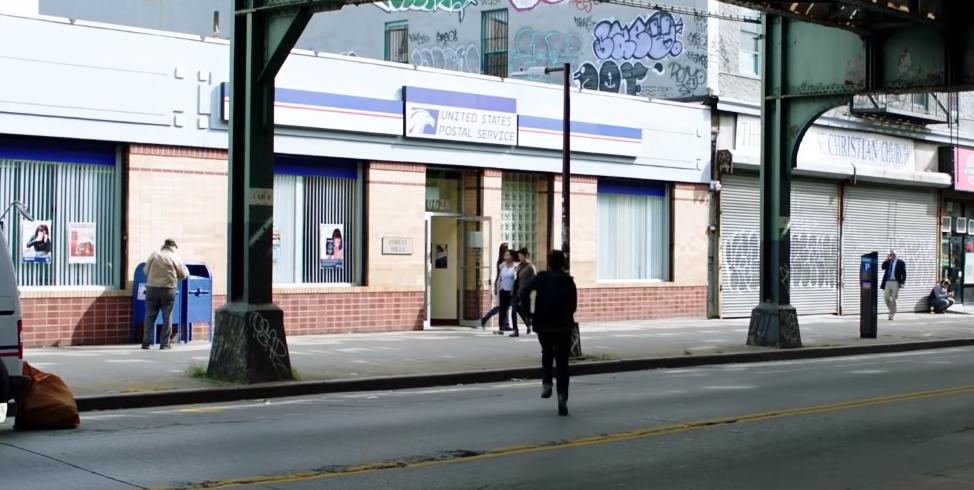 Почтовая служба США, офис Нью-Йорка