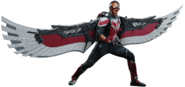 New Falcon Wings