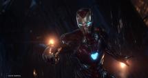 Stark confronta a Quill
