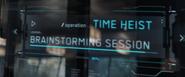 Time Heist Brainstorm 1