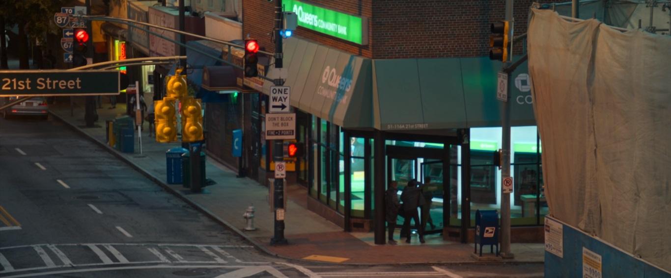 Banco comunitario de Queens