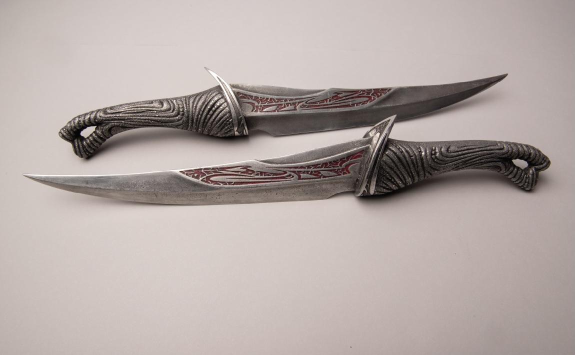 Cuchillos de Drax