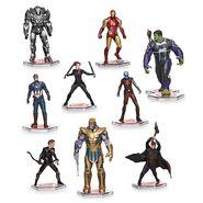 Endgame figurines
