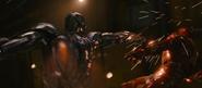 Iron Man VS Ultron AOU