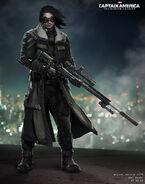 Josh Nizzi Winter Soldier Concept Art I