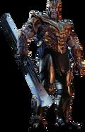 Thanos Endgame Render