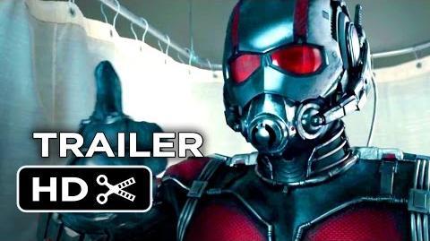 Ant-Man Official Teaser Trailer 1 (2015) - Paul Rudd Marvel Movie HD