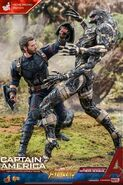 Captain America Infinity War Hot Toys 9