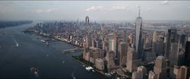 Ciudad de Nueva York - Infinity War