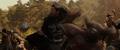 Hogun en la Batalla de Vanaheim