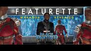 Marvel Studios' Black Panther - Wakanda Revealed Featurette