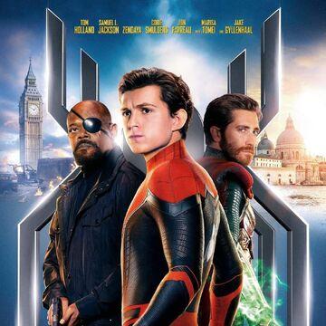 Spider Man Far From Home Marvel Cinematic Universe Wiki Fandom