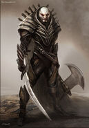 Thor The Dark World 2013 concept art 36