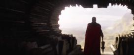 Thor sale de la Granja de Thanos