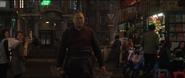 Wong afuera del Santuario