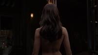 Aida en su cuerpo humano