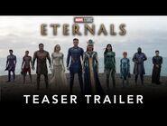 Marvel Studios' Eternals - Official Teaser