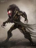 Thor The Dark World 2013 concept art 35