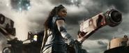 Valquiria se lleva a Thor
