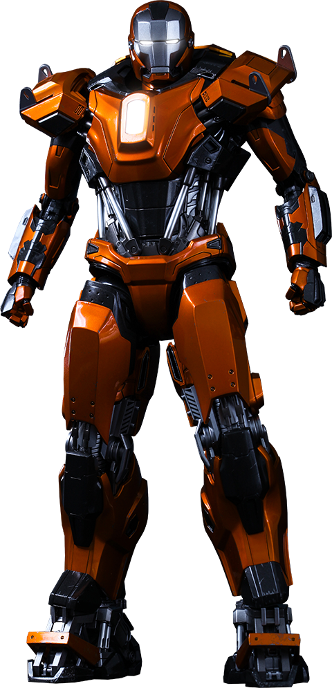 Armadura de Iron Man: Mark XXXVI