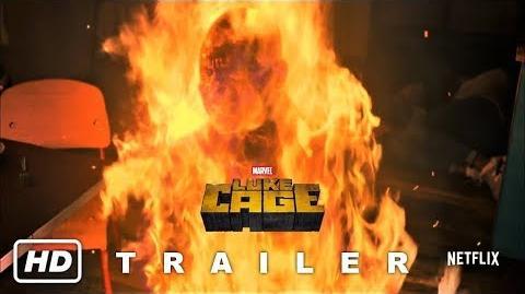LUKE CAGE - 2ª Temporada Tráiler 2 Doblado Español Latino HD Marvel Netflix