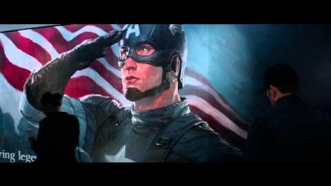 Marvel's Captain America The Winter Soldier - TV Spot 3