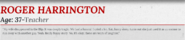 Roger Harrington Interview