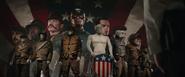 Stolen Captain America Uniform (Smithsonian Exhbiti)