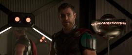 Thor se pone un parche
