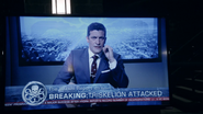 Triskelion Attacked